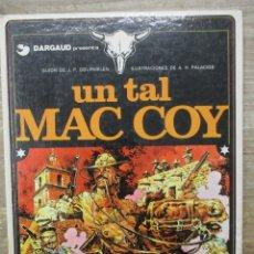 Cómics: MAC COY - UN TAL MAC COY - Nº 2 - EDICIONES DARGAUD / GRIJALBO. Lote 183302643