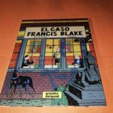 Cómics: BLAKE Y MORTIMER. EL CASO FRANCIS BLAKE. GRIJALBO/DARGAUD. 1997.. Lote 183312997