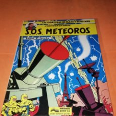 Cómics: BLAKE Y MORTIMER. S.O.S. METEOROS. EDICIONES JUNIOR. GRIJALBO . 1985.. Lote 183317216
