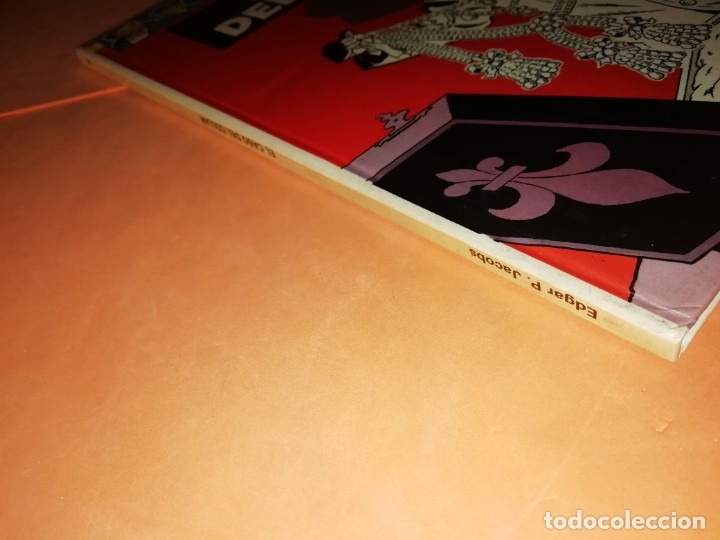 Cómics: BLAKE Y MORTIMER. EL ENIGMA DE LA ATLANTIDA. EDICIONES JUNIOR. GRIJALBO . 1985. - Foto 7 - 220284905