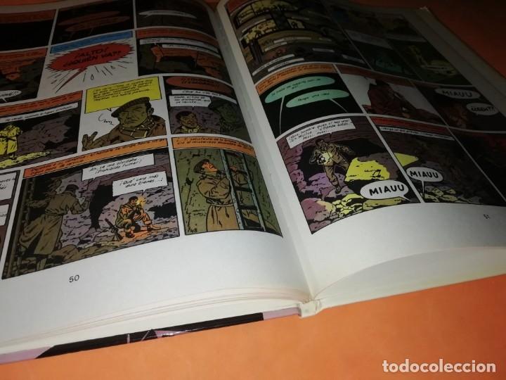 Cómics: BLAKE Y MORTIMER. EL ENIGMA DE LA ATLANTIDA. EDICIONES JUNIOR. GRIJALBO . 1985. - Foto 9 - 220284905