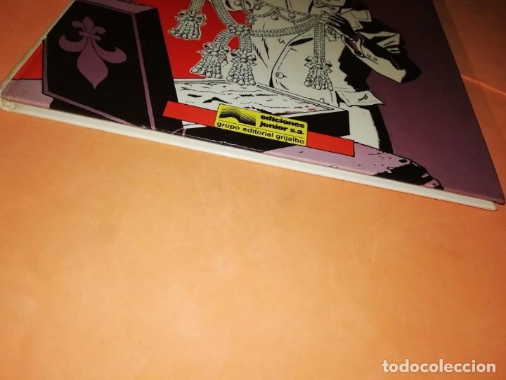 Cómics: BLAKE Y MORTIMER. EL ENIGMA DE LA ATLANTIDA. EDICIONES JUNIOR. GRIJALBO . 1985. - Foto 10 - 220284905