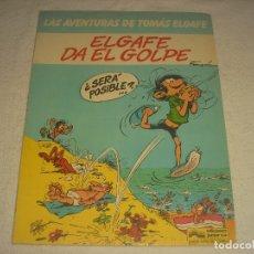 Cómics: LAS AVENTURAS DE TOMAS ELGAFE N. 3. EL GAFE DA EL GOLPE .. Lote 183337613