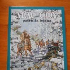 Cómics: MAC COY Nº 20 - PATRULLA LEJANA - GOURMELEN, PALACIOS - GRIJALBO / DARGAUD - TAPA DURA (HL). Lote 183387062