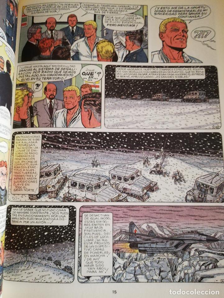 Cómics: LOS AGRESORES (LAS AVENTURAS DE BUCK DANNY Nº 44) GUIÓN DE J. M. CHARLIER - Foto 6 - 183391000