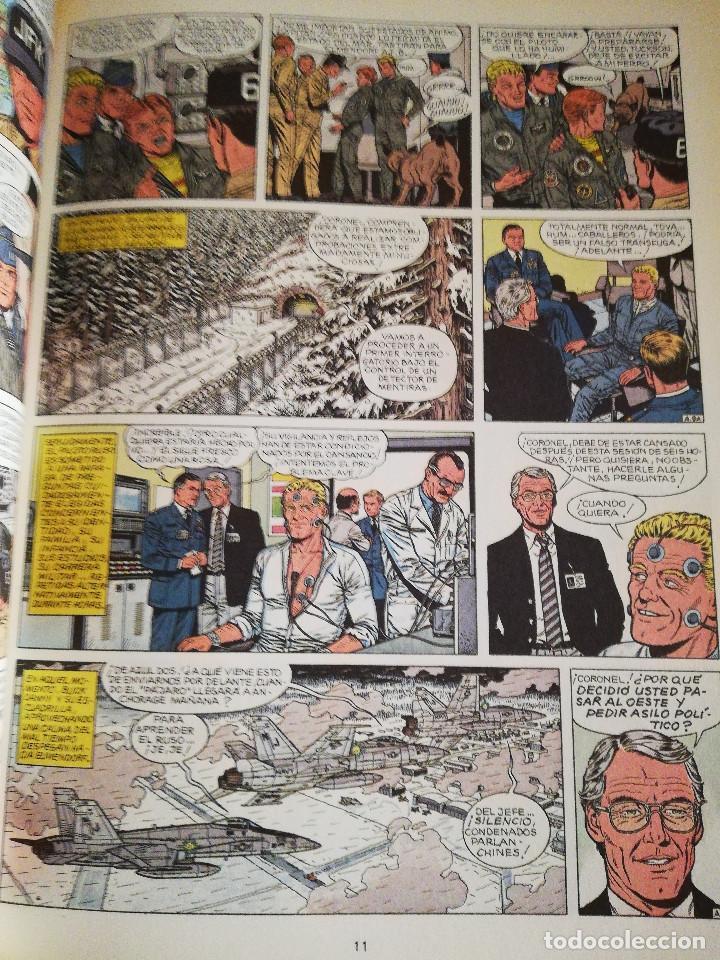 Cómics: LOS AGRESORES (LAS AVENTURAS DE BUCK DANNY Nº 44) GUIÓN DE J. M. CHARLIER - Foto 7 - 183391000