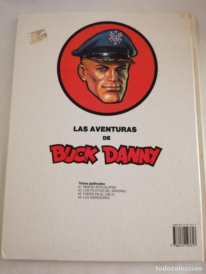 Cómics: LOS AGRESORES (LAS AVENTURAS DE BUCK DANNY Nº 44) GUIÓN DE J. M. CHARLIER - Foto 8 - 183391000