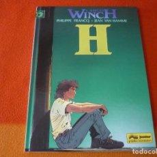 Cómics: LARGO WINCH 5 H ( FRANCQ VAN HAMME ) ¡MUY BUEN ESTADO! JUNIOR 1995 TAPA DURA. Lote 183467181
