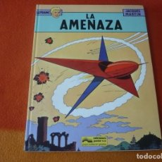 Cómics: LEFRANC 1 LA AMENAZA ( JACQUES MARTIN ) ¡BUEN ESTADO! JUNIOR 1986 TAPA DURA GRIJALBO. Lote 183467488