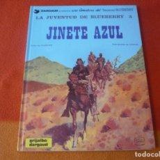 Cómics: JINETE AZUL LA JUVENTUD DE BLUEBERRY 3 ( CHARLIER GIRAUD ) JUNIOR 1981 TAPA DURA DARGAUD. Lote 183468213
