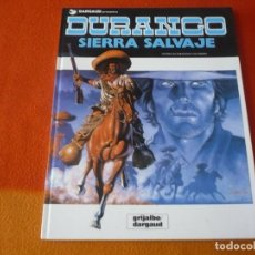Cómics: DURANGO 5 SIERRA SALVAJE ( YVES SWOLFS ) ¡MUY BUEN ESTADO! JUNIOR TAPA DURA DARGAUD. Lote 183541862