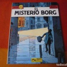 Cómics: LEFRANC 3 MISTERIO BORG ( JACQUES MARTIN ) ¡BUEN ESTADO! JUNIOR 1986 TAPA DURA GRIJALBO. Lote 183544203