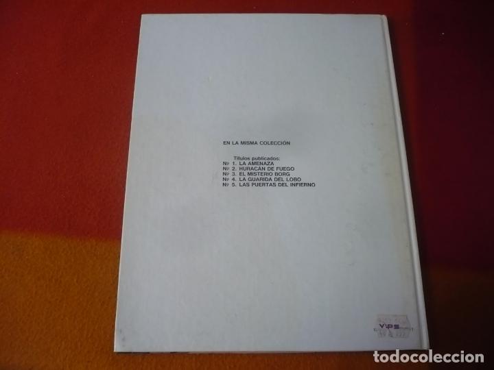 Cómics: LEFRANC 5 LAS PUERTAS DEL INFIERNO ( JACQUES MARTIN ) ¡BUEN ESTADO! JUNIOR 1987 TAPA DURA GRIJALBO - Foto 2 - 183544843
