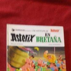 Comics: ASTERIX - ASTERIX EN BRETAÑA- GOSCINNY & UDERZO - CARTONE . Lote 183548255