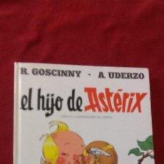 Cómics: ASTERIX - EL HIJO DE ASTERIX - GOSCINNY & UDERZO - CARTONE . Lote 183548445