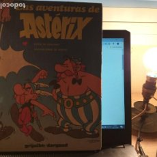 Cómics: LAS AVENTURAS DE ASTERIX TOMO 2 DARGAUD 1968. Lote 183573627
