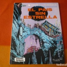 Cómics: VALERIAN 2 EL PAIS SIN ESTRELLAS ( MEZIERES CHRISTIN ) ¡BUEN ESTADO! TAPA DURA 1980 GRIJALBO DARGAUD. Lote 183650325