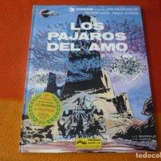 Cómics: VALERIAN 4 LOS PAJAROS DEL AMO ( MEZIERES CHRISTIN ) ¡BUEN ESTADO! TAPA DURA 1979 GRIJALBO DARGAUD. Lote 183653905