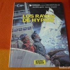 Cómics: VALERIAN 12 LOS RAYOS DE HYPSIS ( MEZIERES CHRISTIN ) ¡BUEN ESTADO! TAPA DURA GRIJALBO DARGAUD. Lote 183685331