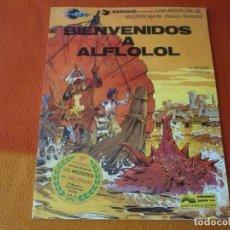 Cómics: VALERIAN 3 BIENVENIDOS A ALFLOLOL ( MEZIERES CHRISTIN ) ¡BUEN ESTADO! TAPA BLANDA GRIJALBO DARGAUD. Lote 183685992