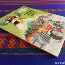 Cómics: MAZINGER Z Nº 1 EL NACIMIENTO DE UN ROBOT MILAGROSO. GRIJALBO 1978. TAPA DURA. BUEN ESTADO.. Lote 183693763