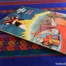 Cómics: MAZINGER Z Nº 3 AFRODITA A CAPTURADA. GRIJALBO JUNIOR 1978. REGALO 2 DETENGAN AL EJÉRCITO DE ASHLER.. Lote 183694672