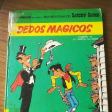 Cómics: DEDOS MAGICOS LUCKY LUKE 1986. Lote 183808837
