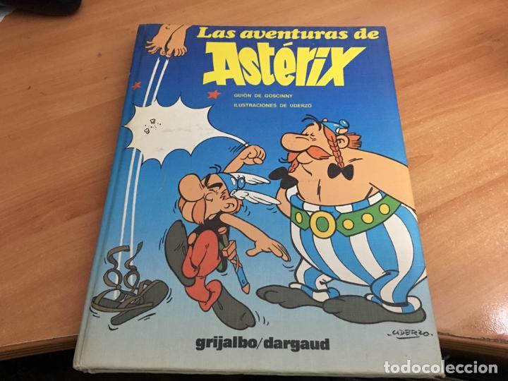 LAS AVENTURAS DE ASTERIX TOMO Nº 4 (COIB40) (Tebeos y Comics - Grijalbo - Asterix)