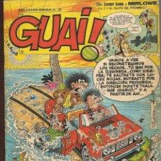 Cómics: GUAI!. 20. JUNIOR / GRIJALBO (P/C53). Lote 183938012