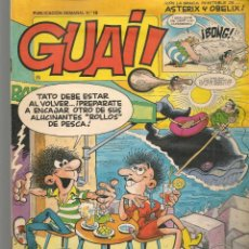 Cómics: GUAI!. 19. JUNIOR / GRIJALBO (P/C53). Lote 183938185