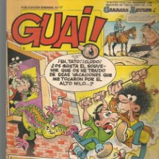 Cómics: GUAI!. 17. JUNIOR / GRIJALBO (P/C53). Lote 183938358