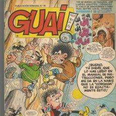 Cómics: GUAI!. 16. JUNIOR / GRIJALBO (P/C53). Lote 183938557