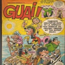 Cómics: GUAI!. 15. JUNIOR / GRIJALBO (P/C53). Lote 183938782