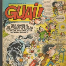 Cómics: GUAI!. 13. JUNIOR / GRIJALBO (P/C53). Lote 183939093