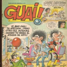 Cómics: GUAI!. 8. JUNIOR / GRIJALBO (P/C53). Lote 183939886