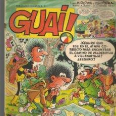 Cómics: GUAI!. Nº 6. JUNIOR / GRIJALBO (P/C53). Lote 183940387