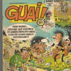 Cómics: GUAI!. Nº 5. JUNIOR / GRIJALBO (P/C53). Lote 183940572