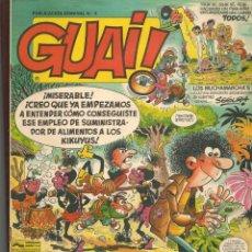 Cómics: GUAI!. Nº 4. JUNIOR / GRIJALBO (P/C53). Lote 183940777