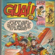 Cómics: GUAI!. Nº 3. JUNIOR / GRIJALBO (P/C53). Lote 183940956
