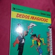 Comics : LUCKY LUKE. Nº 26. DEDOS MAGICOS. GRIJALBO. . Lote 183963678