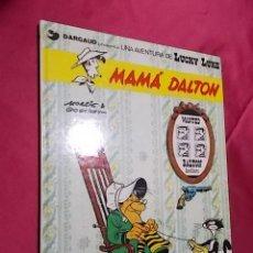 Cómics: LUCKY LUKE. Nº 28. MAMÁ DALTON. GRIJALBO. . Lote 183963767