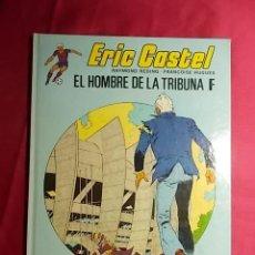 Cómics: ERIC CASTEL. Nº 5. EL HOMBRE DE LA TRIBUNA. EDICIONES JUNIOR 1983.. Lote 184060241