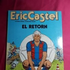 Cómics: ERIC CASTEL. Nº10. EL RETORN. EDICIONES JUNIOR 1986. EN CATALÁ.. Lote 184060393