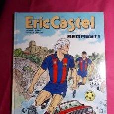 Cómics: ERIC CASTEL. Nº11. SEGREST. EDICIONES JUNIOR 1987. EN CATALÁ.. Lote 184060978