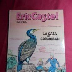Cómics: ERIC CASTEL. Nº12. LA CASA DEL CORMORÀ. EDICIONES JUNIOR 1988. Lote 184061048