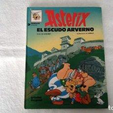Cómics: COMIC DE ASTERIX EL ESCUDO ARVERNO Nº 11 AÑO 1980. Lote 184099167
