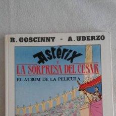 Cómics: ASTERIX Y LA SORPRESA DEL CESAR AÑO 1987. Lote 184099472