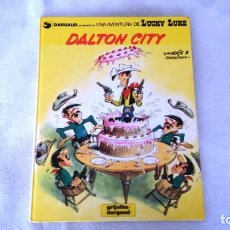 Cómics: LUCKY LUKE DALTON CITY Nº 29 AÑO 1985. Lote 184102036
