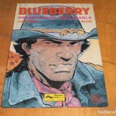 Cómics: BLUEBERRRY, LA JUVENTUD DE BLUEBERRY, PERSECUCIÓN IMPLACABLE, JUNIOR, 1991. Lote 184131710