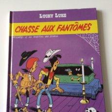 Cómics: LUCKY LUKE - CAZA DE FANTASMAS (CHASSE AUX FANTÔMES) - FRANCÉS LUCKY COMICS. Lote 184180030